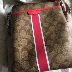 Used crossbody purse.